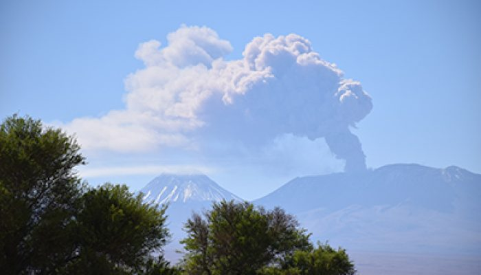 Volcanic Ash Particles Hold Clues to Their History and Effects