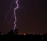 Using cloud microphysics to predict thunderstorms: How modelling of atmospheric electricity could save lives