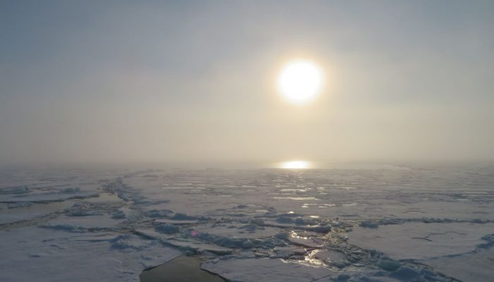 Into the mist of studying the mystery of Arctic low level clouds