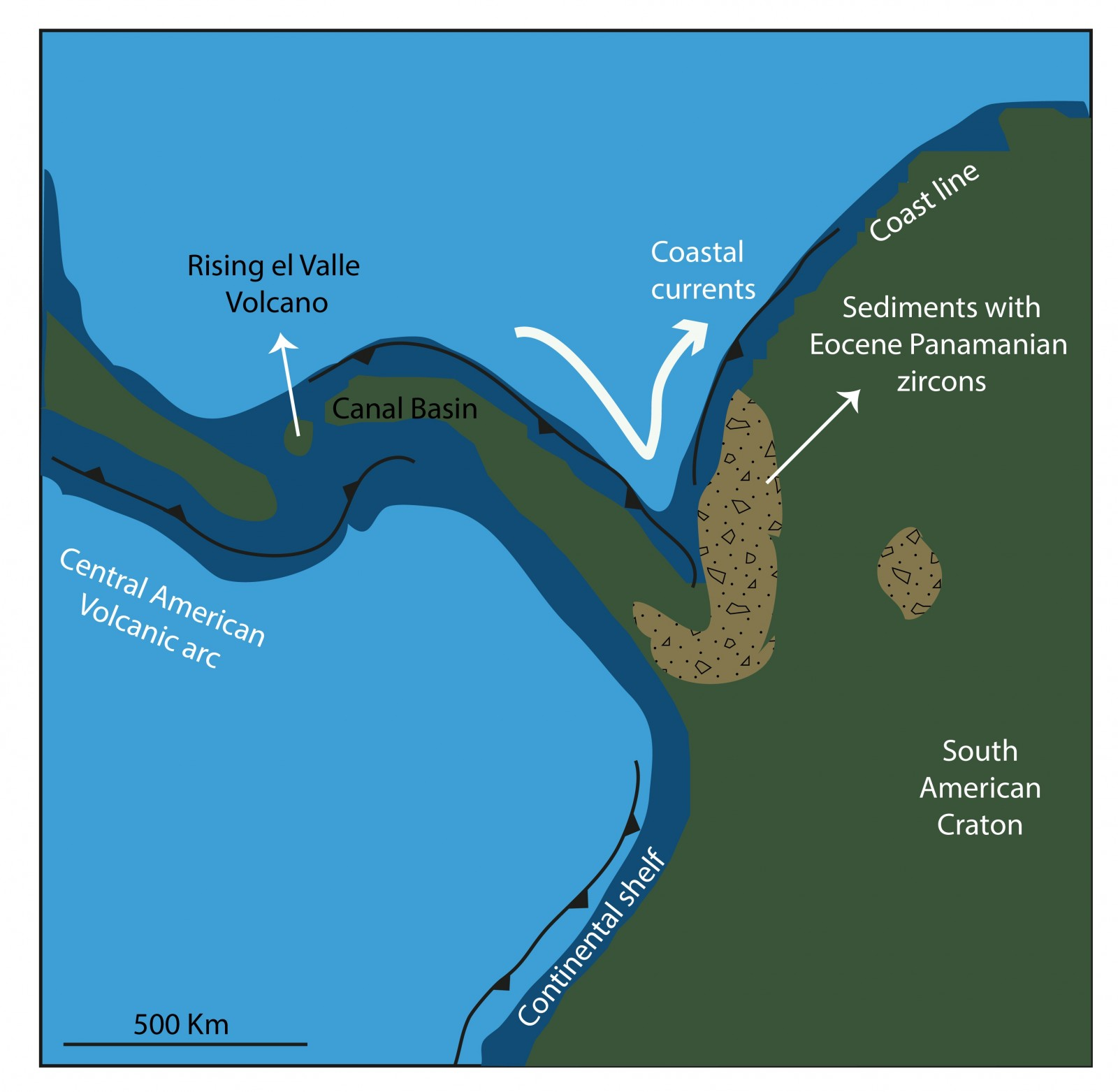 biogeosciences the panamanian isthmus is not entirely guilty after