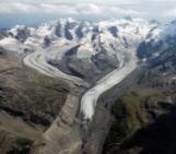 Glacier retreat and music