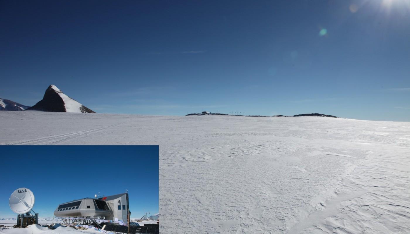 Cryospheric Sciences | My first journey to Antarctica