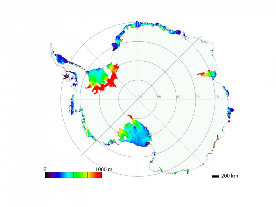 Cryospheric Sciences | Antarctica
