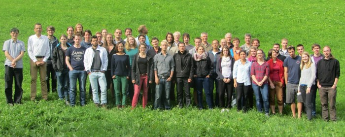 Karthaus Summer School 2015