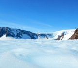 Image of Week: Blue Ice in East Antarctica