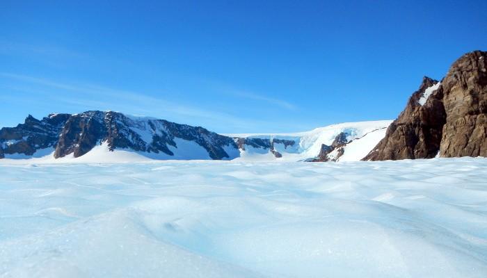 Image of Week: Blue Ice in East Antarctica