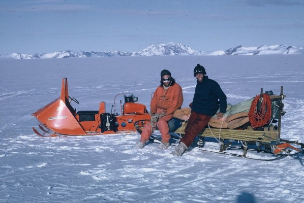 Image of the Week – Antarctic fieldwork 50 years ago!