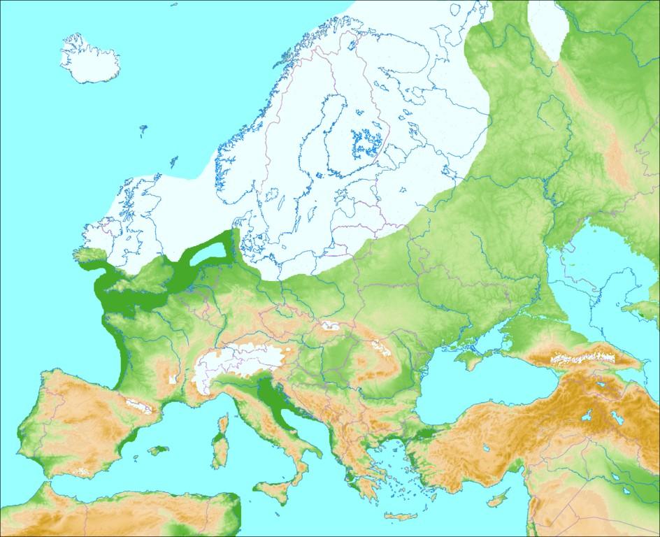 Cryospheric Sciences Image Of The Week Last Glacial Maximum In