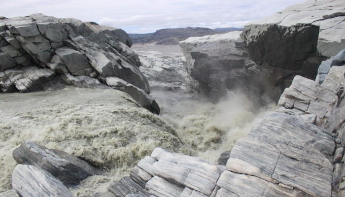 Image of The Week – When Glaciers Fertilize Oceans