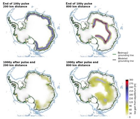 Image of the Week – Storing water in Antarctica to delay sea-level rise