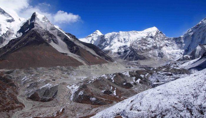 Fieldwork at 5,000 meters in altitude