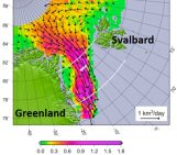 Image of the Week – Satellite Measurements of Arctic Sea Ice