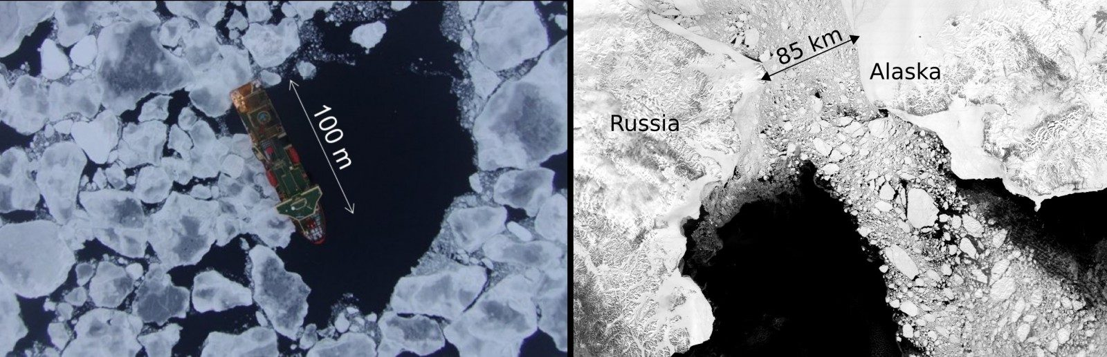 Image of the Week – Sea Ice Floes!