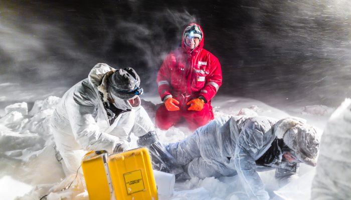 Image of the Week – Apocalypse snow? … No, it's sea ice!