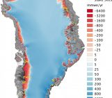 Image of the Week – A high-resolution picture of Greenland's surface mass balance