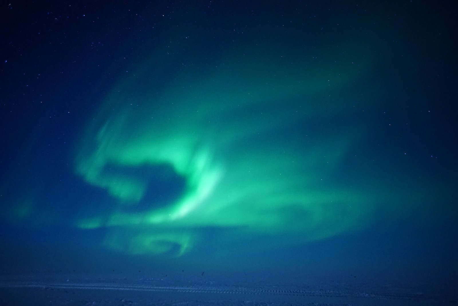 Cryospheric sciences antarctica one of many auroras from the south pole credit max peters publicscrutiny Images