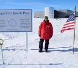 A year at the South Pole – an interview with Tim Ager, Research Scientist