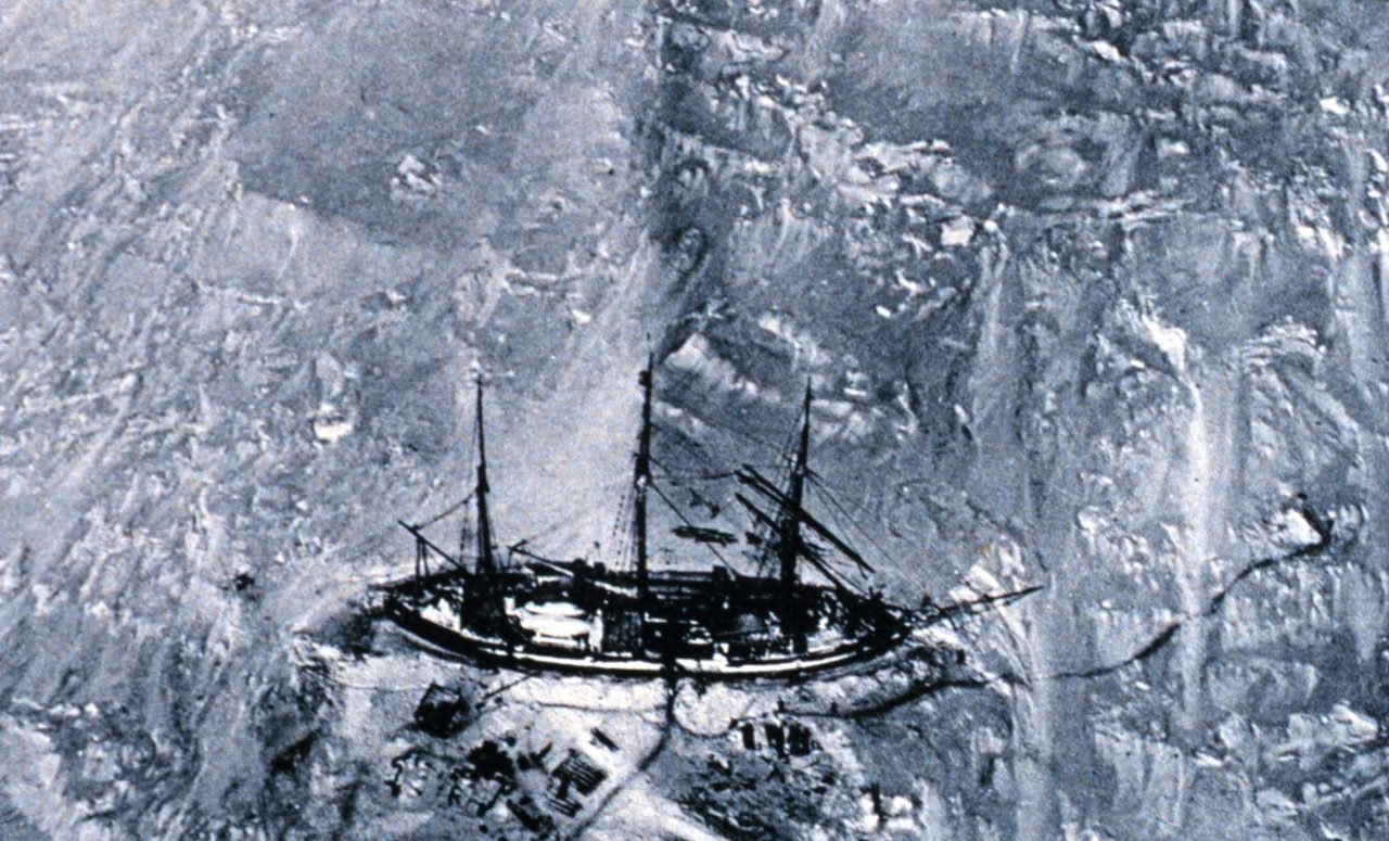 Image of the Week – See sea ice from 1901!