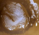 Image of the Week – Ice caps on Mars?!