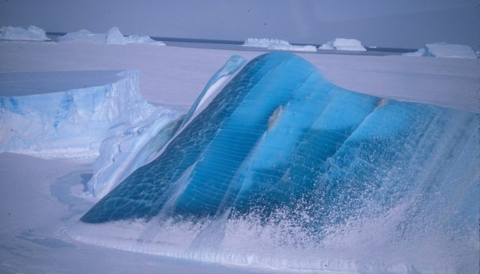 Image of the Week – Super-cool colours of icebergs