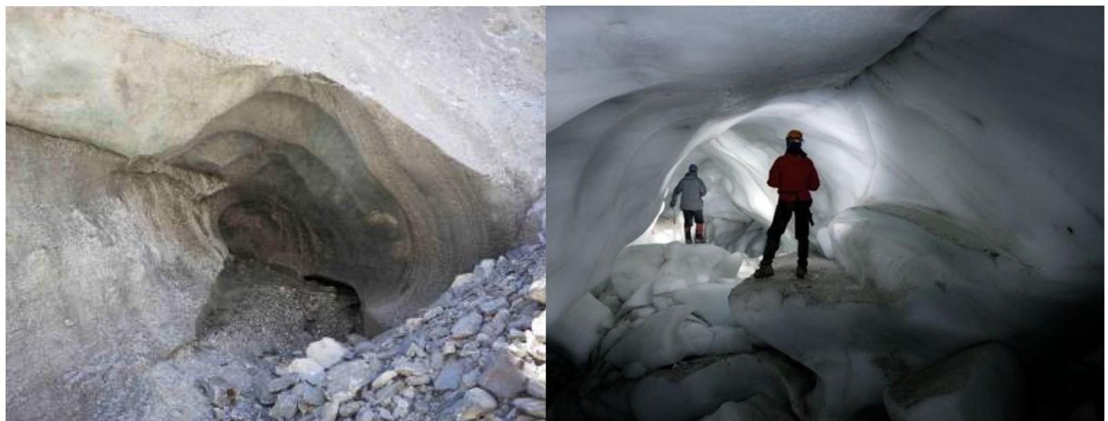 Cryospheric Sciences | debris covered glacier