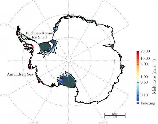 Image of the Week – (Un)boxing the melting under the ice shelves