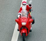 Image of the Week – Will Santa have to move because of Climate Change?
