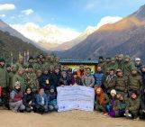 Image of the Week – We walked the Talk to Everest