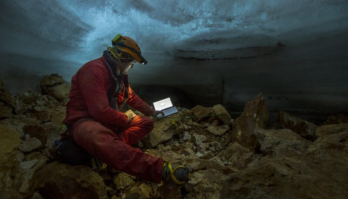 The hidden part of the cryosphere – Ice in caves