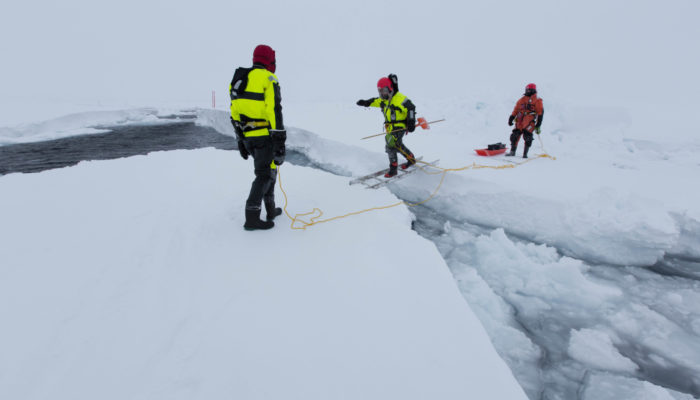 Did you know? – Storms can make Arctic sea ice disappear even faster