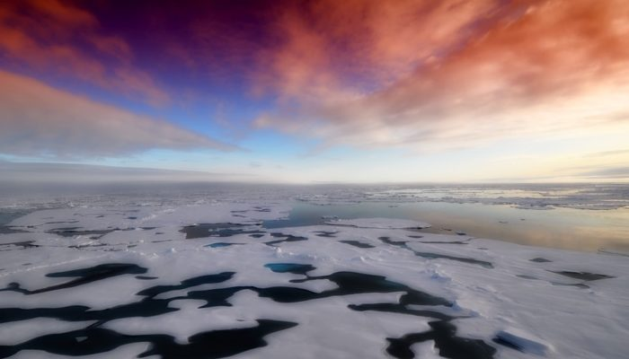 Climate Change & Cryosphere – Why is the Arctic sea-ice cover retreating?
