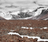Image of the Week – Desert Varnish, Antarctica Style