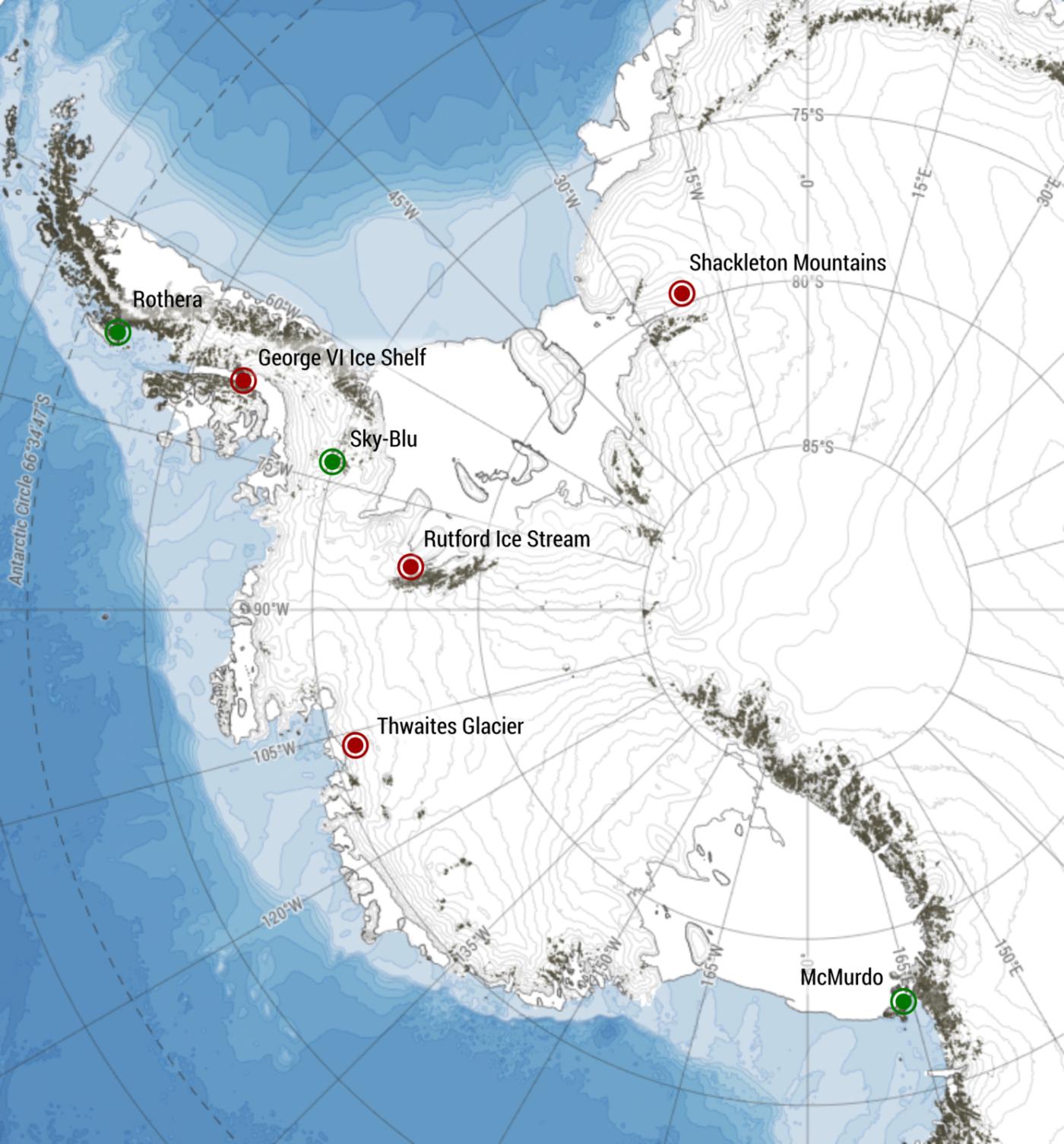 Cryospheric Sciences | Cryo Adventures – What\'s currently ...