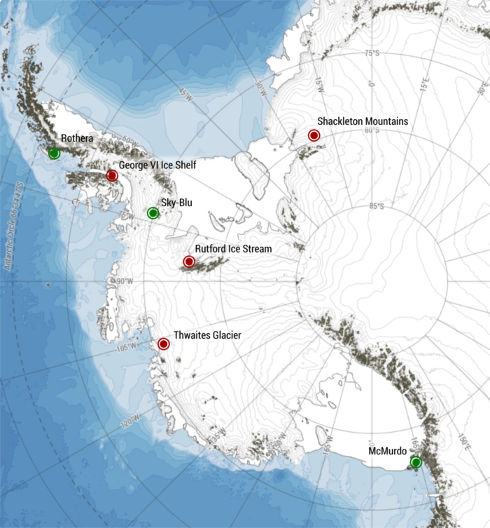 Cryo Adventures – What's currently going on in Antarctic science?