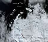 Climate Change & Cryosphere – A brief history of A68, the world's largest iceberg