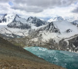 Did you know that glacier mass loss affects water resources?