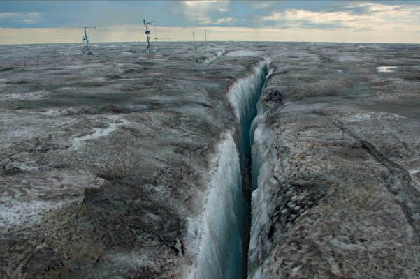 Questions from space: what is snow and what is ice on the Greenland ice sheet?