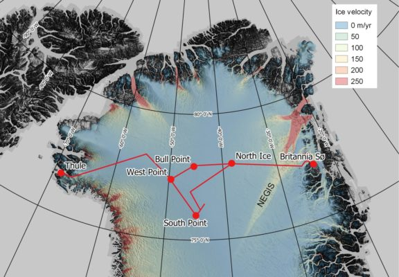 Re-discovering the British North Greenland Expedition 1952-54