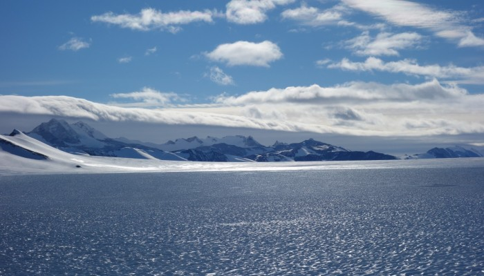 Sunshine, ice cores, buckets and ALE: Antarctic Fieldwork