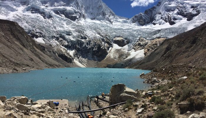 Image of the Week – Yes, you're looking at one of Peru's most dangerous glacial lakes!