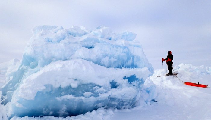 Image of the Week – Sea-ice dynamics for beginners