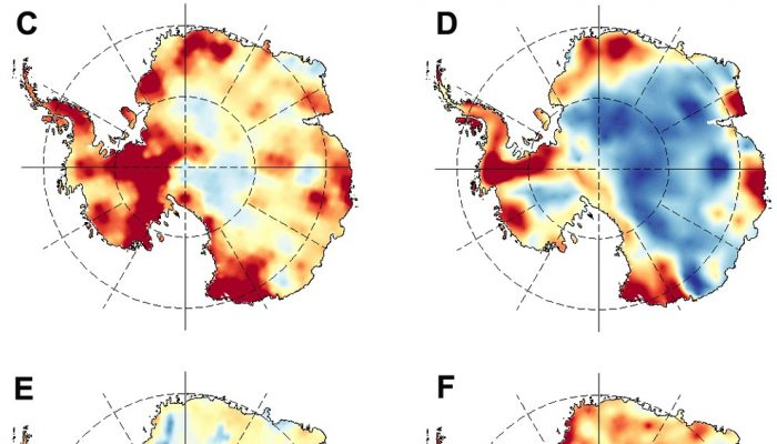 Image of the Week – Geothermal heat flux in Antarctica: do we really know anything?