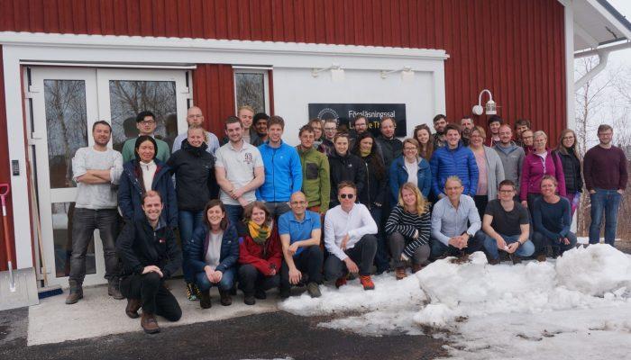 Image of the Week – Polar Prediction School 2018