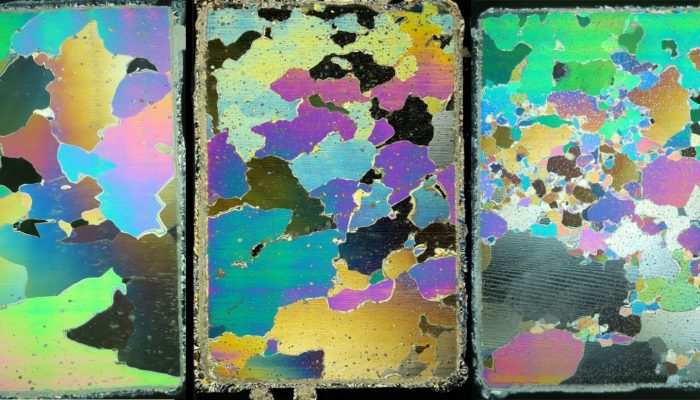 Image of the Week – Why is ice colourful?