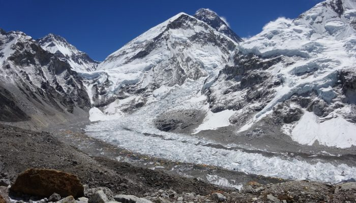 Image of the Week – Climbing Everest and highlighting science in the mountains