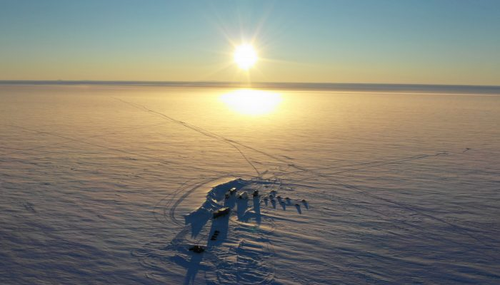 Image of the Week – Seven weeks in Antarctica [and how to study its surface mass balance]