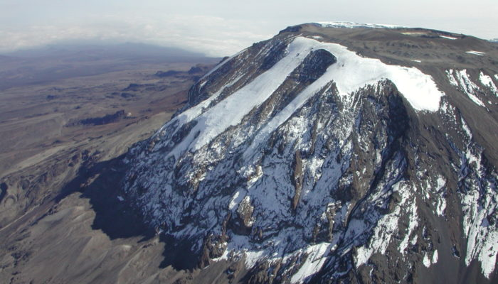 Did you know… tropical cyclones cause large snowfall on Kilimanjaro's glaciers?