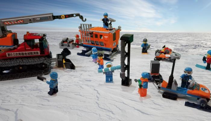©LEt'sGO to Antarctica !