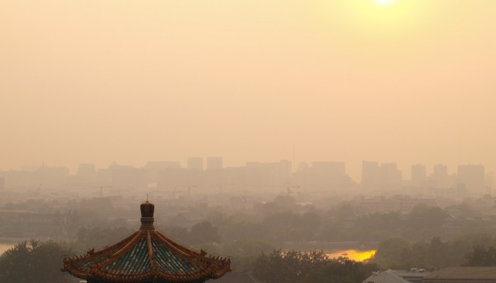 Booming Beijing: the impact of urban growth on local environment