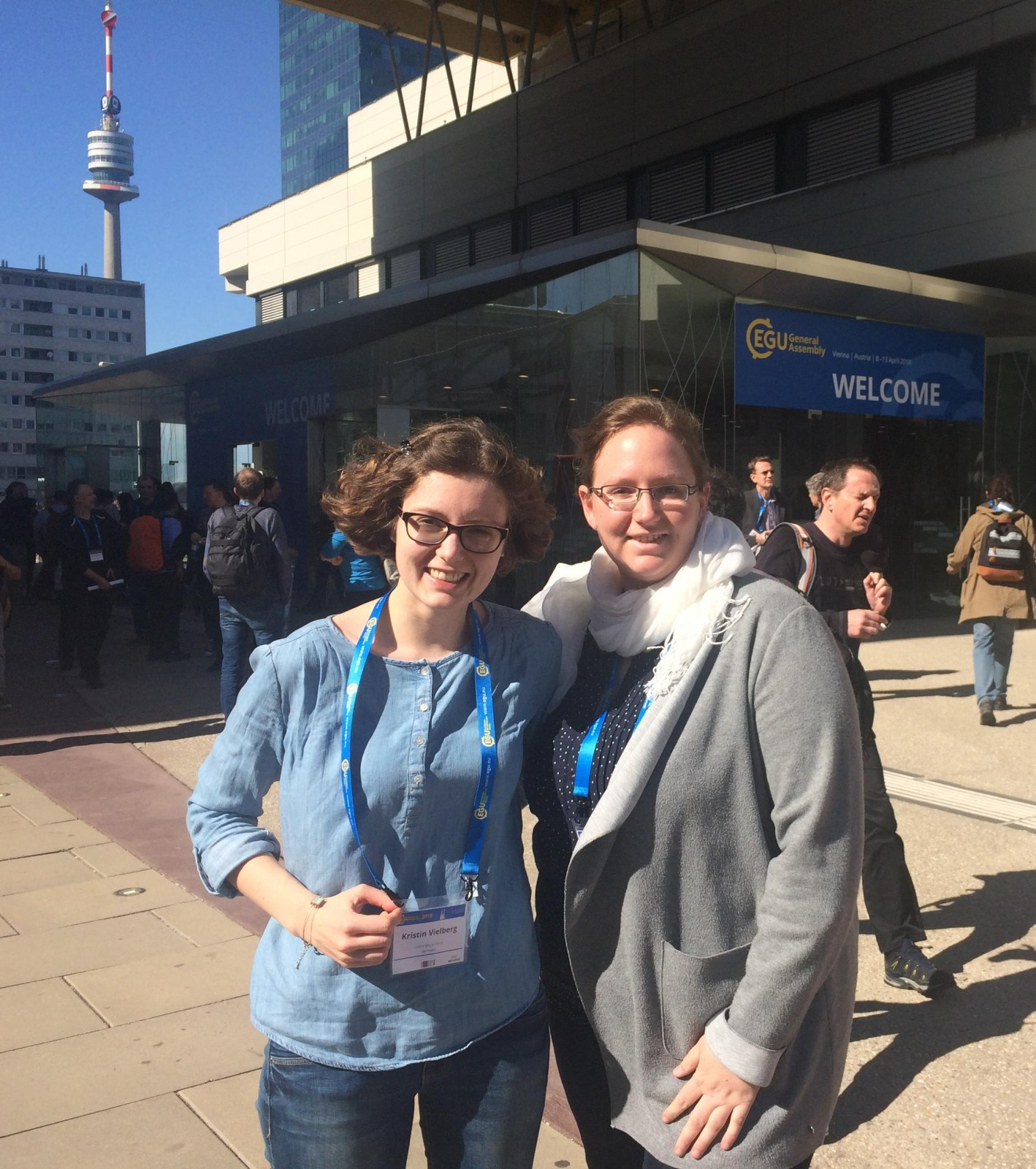 EGU General Assembly – an adventure for newbies